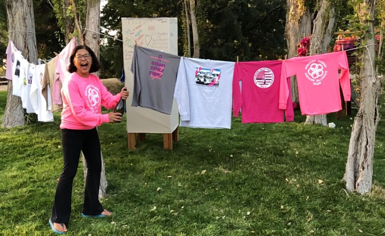 eastern sierra fundraiser cancer walk